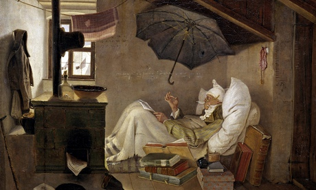 The Poor Poet by Carl Spitzweg