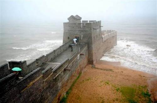 Where-the-Great-Wall-of-China-ends