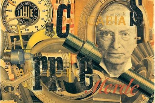 dada cover art