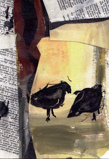 crows - claudia mcgill